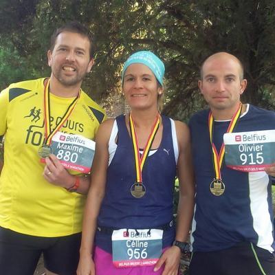 Brussels Marathon 2015