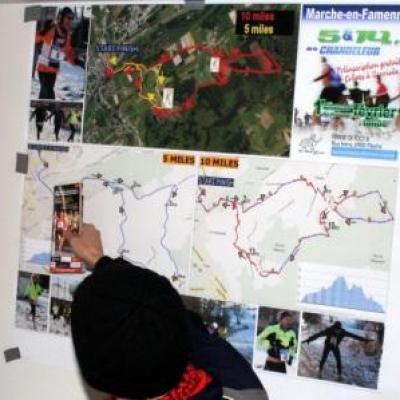 10 miles de la Chandeleur Marche 2013