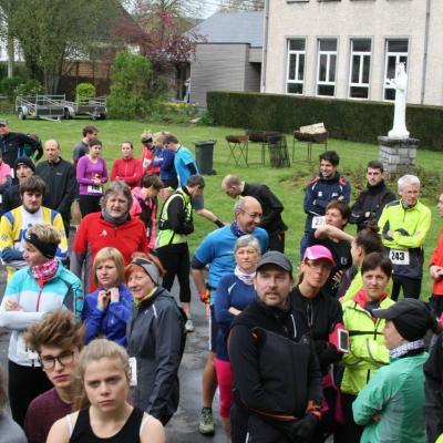 Beauraing Trail 2016