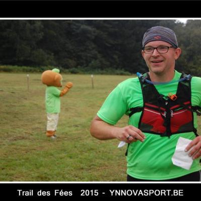 Trail des Fées Bertrix 2015