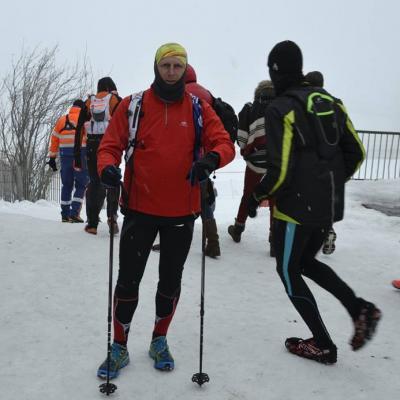 Trail blanc des Vosges 2017