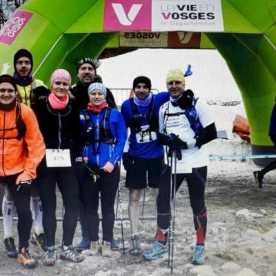 Trail blanc des Vosges 2018