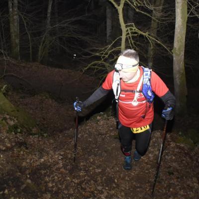Trail de la Roche à Minguet 2018