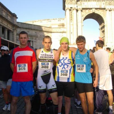 Semi Marathon Bruxelles 2012