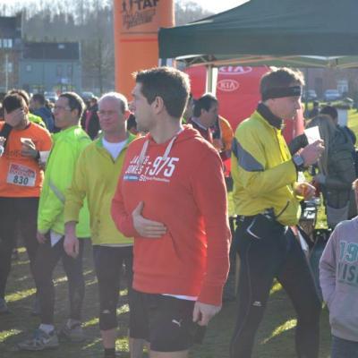 10 miles de la Chandeleur Marche 2014