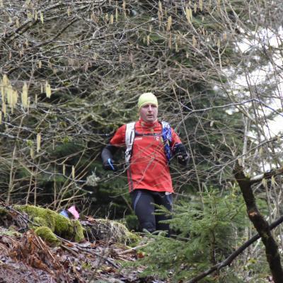 Cornimont Trail de la Moselotte (Vosges)