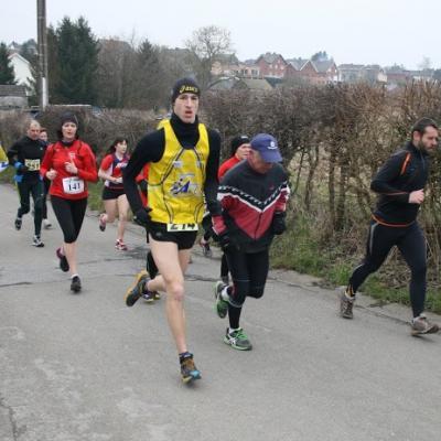 Course aux jonquilles Couvin 2013