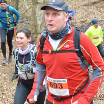 Chevetogne Trail 2016
