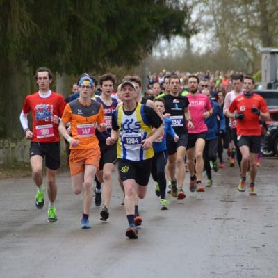Trail Chevetogne 2018