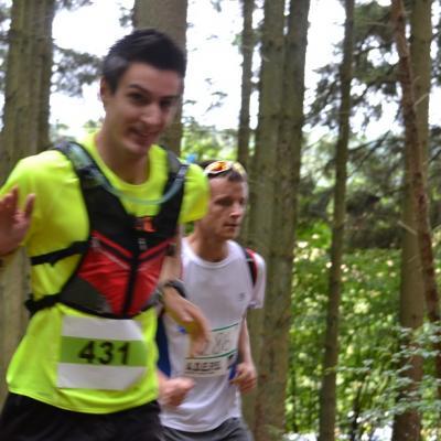 Trail de la Lesse 2014