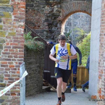 Trail de l'Abbaye Villers la Ville 2018