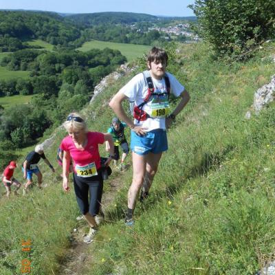 Trail du Viroin Nîsmes 2014