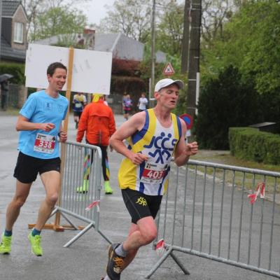 15 kms de Charleroi 2019