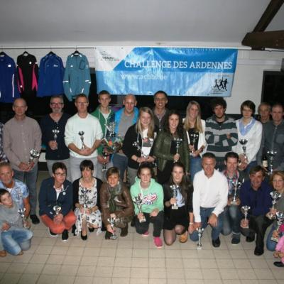 Challenge Allures libres des Ardennes 2017