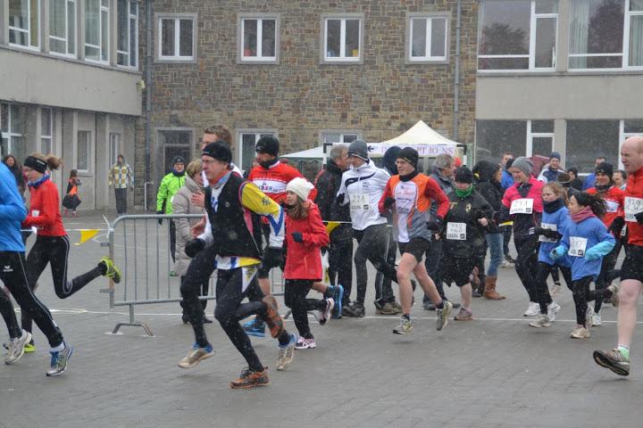 Benoit Départ 5 kms