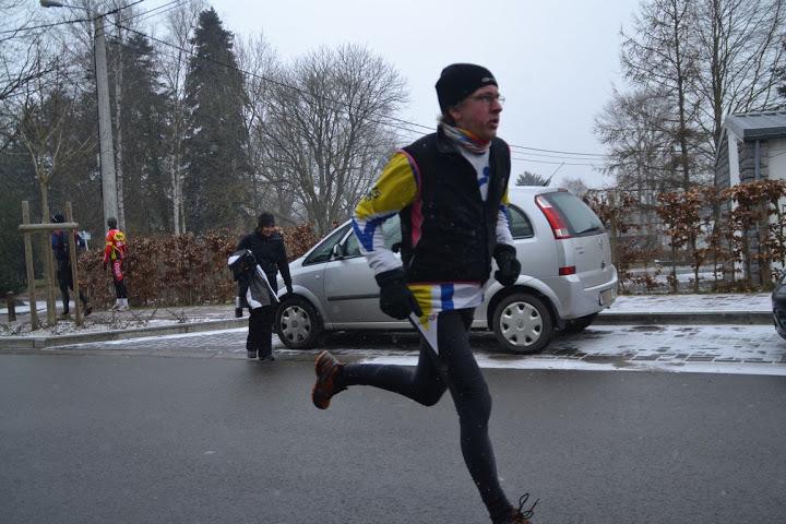 Benoit km 1