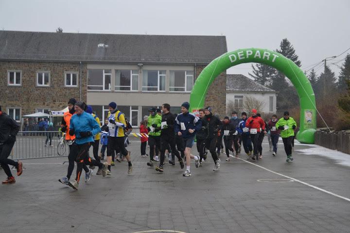 Renaud et Stéphane Départ 10 kms