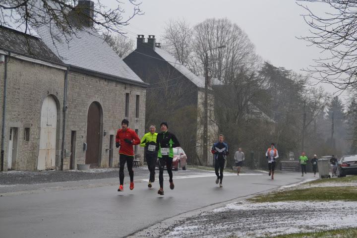 Antoine arrivée 10 kms