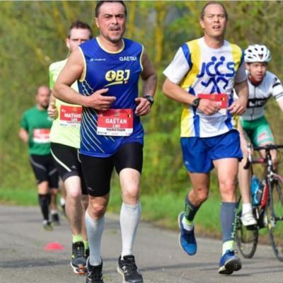 Namur Marathon 2018