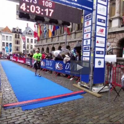 Marathon Anvers 2015