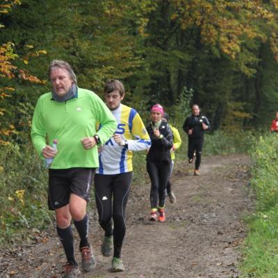 Trail de l'Orneau Bossière 2016