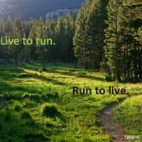 Run to live