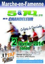 10 miles de la Chandeleur