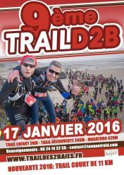 96 trail d2b le touquet 2016