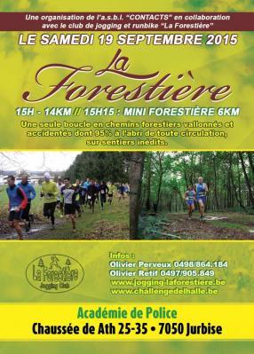 Forestière 2015