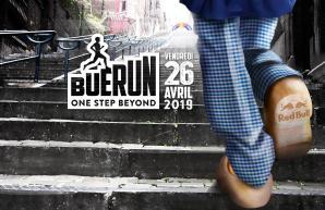 Buerun 2019 flyers