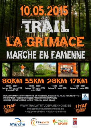 Grimace marche 2015