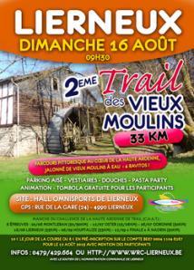 Trail des vieux moulins 2015