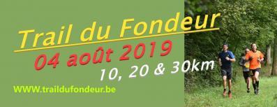 Trail du fondeur 2019