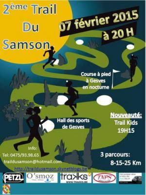 Trail du samson gesves 2015