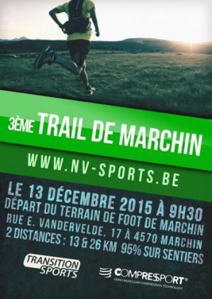 Trail marchin
