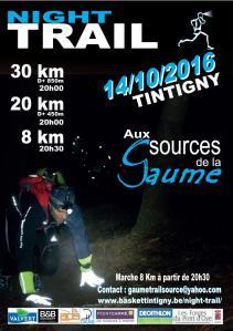 Trail tintigny 2016